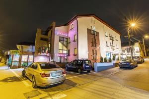 Hotel Casa David, Hotely  Craiova - big - 14