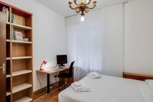 Accogliente appartamento in Città Studi - AbcAlberghi.com