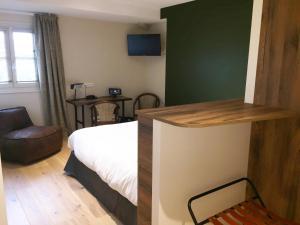 Aux Terrasses, Hotel  Tournus - big - 52