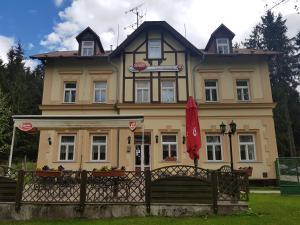 3 stern pension Pension Villa Berolina Marienbad Tschechien