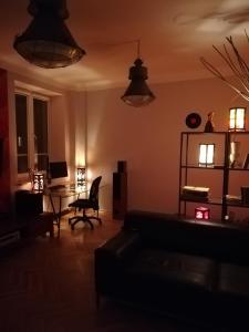 Maurycego Mochnackiego 21 Apartament