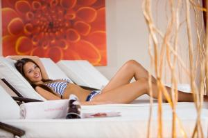 Alpen-Herz Romantik & Spa - Adults Only, Hotely  Ladis - big - 76