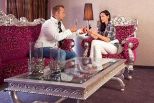 Alpen-Herz Romantik & Spa - Adults Only, Hotely  Ladis - big - 59