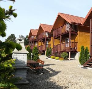 Domki Letniskowe Komfort