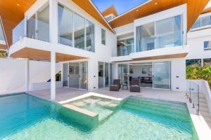 4 Bedroomds Sea view Villa Gypsophila