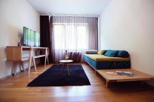Living In Aparthotel, Апарт-отели  Орадя - big - 48