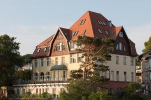 Strandvillen Heringsdorf