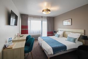 Location gîte, chambres d'hotes Appart'City Confort Paris Villejuif dans le département Val de Marne 94