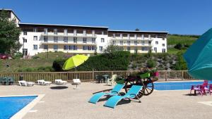 RESIDENCE FLEURS D'AUBRAC - Hotel - Laguiole