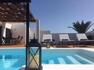 Two-Bedroom Holiday Home Bellavista 8, Playa Blanca - Lanzarote