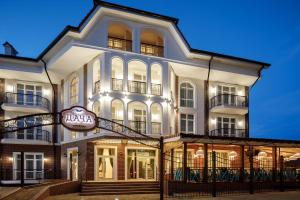 Отель Дача
