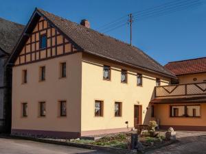 The Old Farmhouse - Königsberg in Bayern