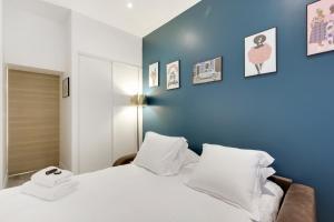 Pick A Flats Apartment in Batignolles Passage Cardinet