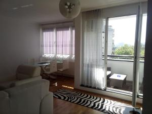 apartman stadion, Appartamenti  Tuzla - big - 5