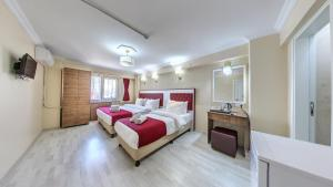 Double or Twin Room Cihangir Palace Hotel