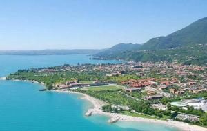 obrázek - Ferienwohnung am Gardasee, mit Dachterrasse, nähe See