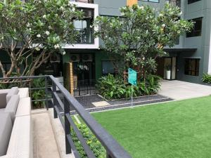 I Condo Sukhumvit 77 Green Space