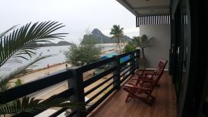 Zea Zide Hotel, Hotely  Prachuap Khiri Khan - big - 30