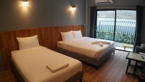 Zea Zide Hotel, Hotely  Prachuap Khiri Khan - big - 6