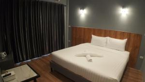 Zea Zide Hotel, Hotely  Prachuap Khiri Khan - big - 24