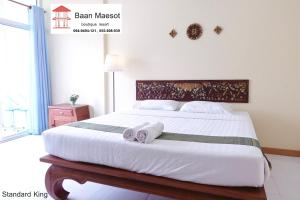 Baan Maesot Boutique Resort - Tha Song Yang