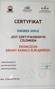 Dworek Sople