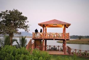 Fazlani Natures Nest wellness Centre & Spa, Rezorty  Lonavala - big - 77