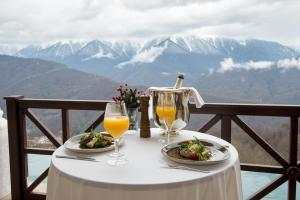 Novotel Resort Krasnaya Polyana Sochi - Accommodation - Estosadok