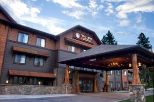 Cedar Creek Lodge & Conference Center - Hotel - Columbia Falls