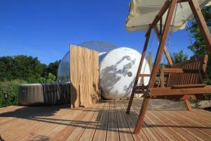 Accommodation in Puycornet