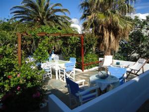 Maria's Garden Antiparos Greece