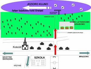 Domki letniskowe Grabowo