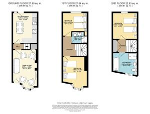 Park View House '- Central Brighton, Apartments  Brighton & Hove - big - 30