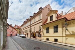 Charles Bridge Apartments, Apartmány  Praha - big - 19