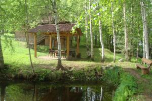 House at the lake - Usol'ye