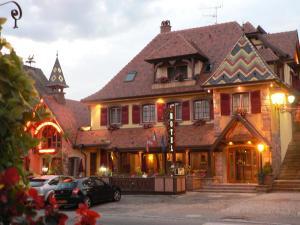 Location gîte, chambres d'hotes Hôtel Le Mittelwihr dans le département Haut Rhin 68