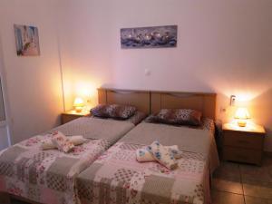 Larinaki's Studios No3 Amorgos Greece