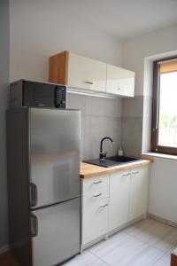 Apartament Fibra Flat White