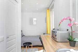 Studio 2 persons cosy Paris