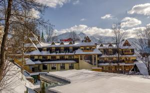 Willa Monte Rosa - Accommodation - Zakopane