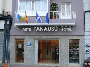 Hotel Tanausu, Hotely  Santa Cruz de Tenerife - big - 1
