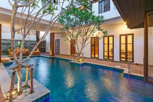 Thai Style Villa with Private Pool