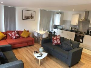 Luxurious Suite Woolwich Loft