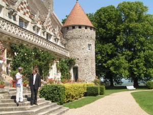 Location gîte, chambres d'hotes Hattonchatel Château & Restaurant La Table du Château dans le département Meuse 55