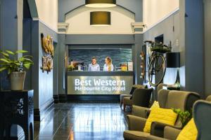 Best Western Melbourne City