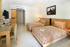 Bali Relaxing Resort and Spa, Resort  Nusa Dua - big - 43