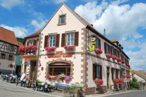 Kleiber, Hotel  Saint-Jean-Saverne - big - 1