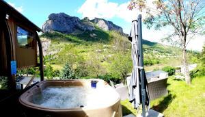 Location gîte, chambres d'hotes Camping les Princes d'Orange dans le département Hautes alpes 5