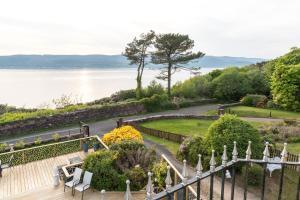 Northcliff Manor, Prázdninové domy  Wemyss Bay - big - 10