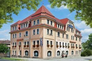 Hotel Stadt Löbau - Diehsa